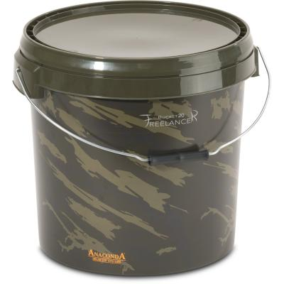 Anaconda Freelancer Bucket 20l Round