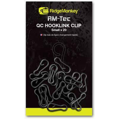 RidgeMonkey Tec Quick Change Hooklink Clip