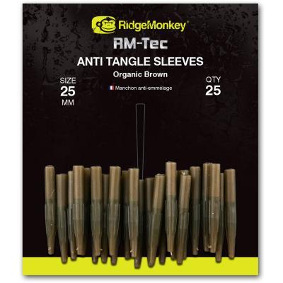 RidgeMonkey Tec Anti Tangle Sleeves Or / Br court