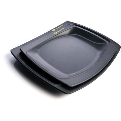 RidgeMonkey SQ DLX Melamine Plate Set