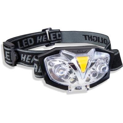 Aquantic UV / red / white headlamp