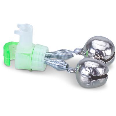 Sänger double rod bell fluo glow stick holder 2pcs.