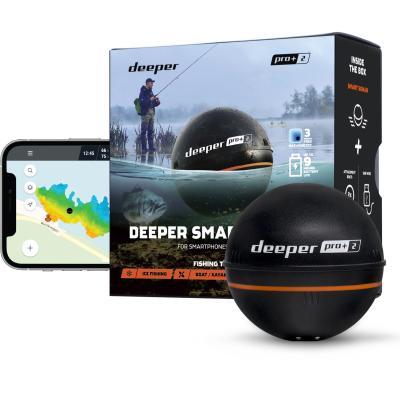 Deeper Smart Sonar Pro + 2.0, WIFI + GPS