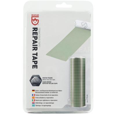 Gear Aid Repair Tape Green Ripstop Nylon 50x7,5cm