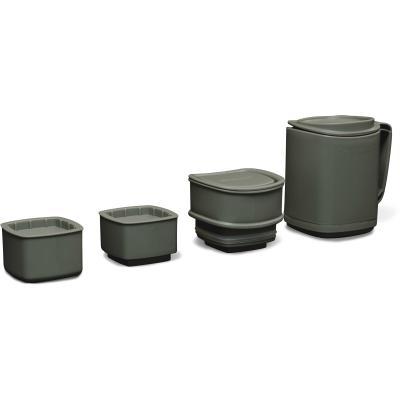 RidgeMonkey Thermo Mug DLX Brew Set green