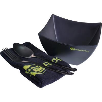 RidgeMonkey SQ DLX Bowl Set