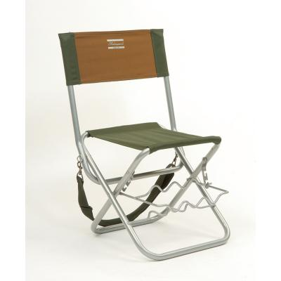 Shakespeare fishing chair WITH BACK AND ROD HOLDER