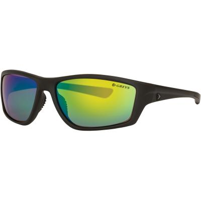 Greys G3 SUNGLASSES (MATT CARBON/GREEN MIRROR)