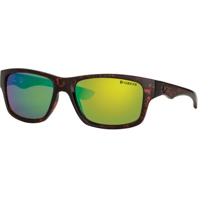 Greys G4 SUNGLASSES (GLOSSTORTOISE/GRN MIRROR)