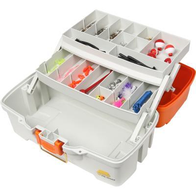 PLANO Lets Fish Kit 150 Pc Org / Off Wht