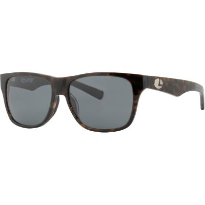Lenz Tay Acetate Sunglasses Green/Coffee w/Grey Lens