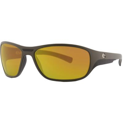 Lenz Rogue Discover Sunglasses Army Green/Yellow Lens
