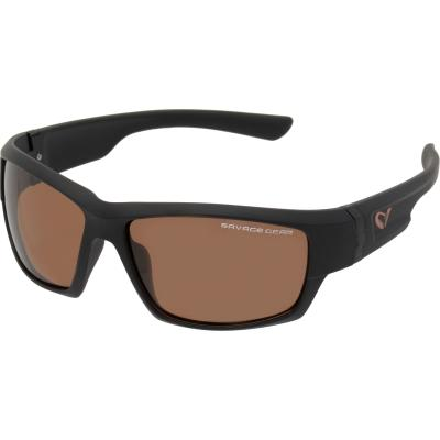 Savage Gear Shades Floating Polarized Sunglasses Amber (Sun And Cl