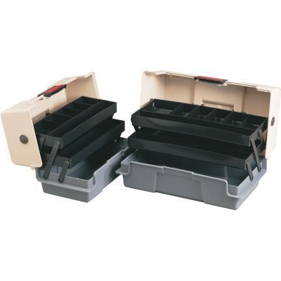 Coffret d'équipement ZEBCO, 2 inserts 30 x 15 x15 cm