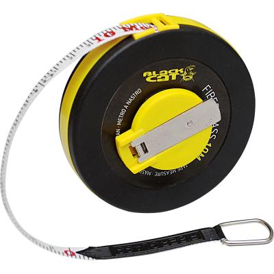 Black cat tape measure