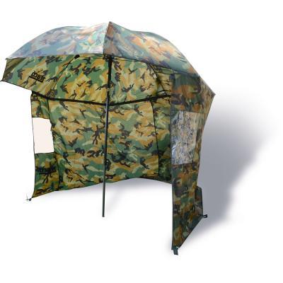 Parapluie tempête en nylon Zebco 220 cm