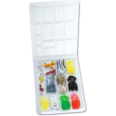 Zebco Twister Set 60 pieces