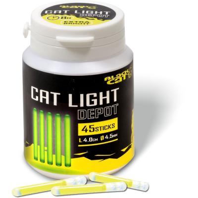 Black Cat Cat Light Depot 45mm