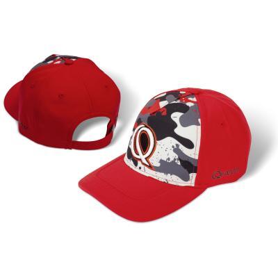 Quantum Q-Cap camou rouge