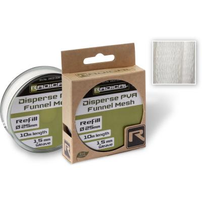 Radical Disperse PVA Ø25mm Funnel Mesh Refill 10m