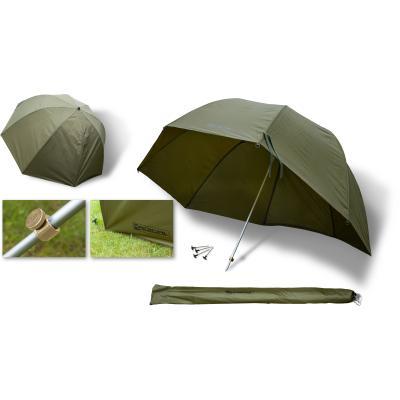 Parapluie ovale Radical Black Session 345cm x 260cm x 305cm