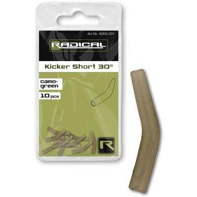 Radical Kicker Short 30 ° camo-green
