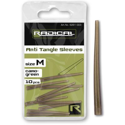 Manches Radical Anti Tangle M camo-vert